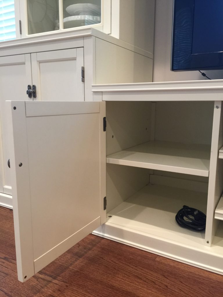 Pottery Barn Logan Media Suite Review House Inspired